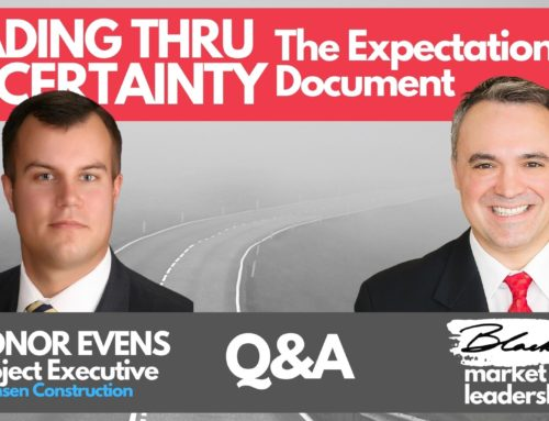 Upcoming Webinar: Leading Through Uncertainty: The Expectations Document