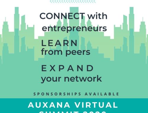 Join me at Auxana Summit, 2020!